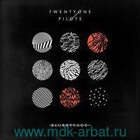 Twenty One Pilots. Blurryface : виниловая пластинка (2LP) : Арт.19-188-2105