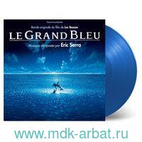 SOUNDTRACK / LUK BESSON ERIC SERRA : LE GRAND BLEU (COLOURED VINYL) : Виниловая пластинка (2LP) : Арт.19-231-2400