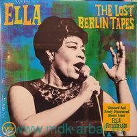 Ella Fitzgerald. Ella : The Lost Berlin Tapes : Виниловая пластинка (LP) : Арт.19-188-2400