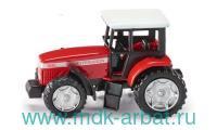 Коллекционная модель Трактор Массей Фергусон : Арт.0847 : ТМ Siku