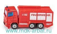Коллекционная модель Пожарная машина : Арт.1034 : ТМ Siku