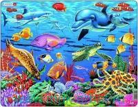 Пазл «Коралловый риф» : Арт.FH29 (ТМ Larsen)