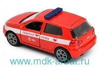 Коллекционная модель Пожарная служба : Арт.1437RUS : ТМ Siku