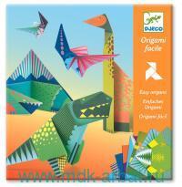 Оригами «Динозавры» : Арт.08758 (ТМ «DJECO»)
