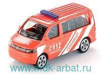 Коллекционная модель Машина пожарной команды : Арт.1460 : ТМ Siku