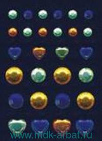 Наклейки«MAGIC Гламур.Голубой бриллиант» Арт.6646