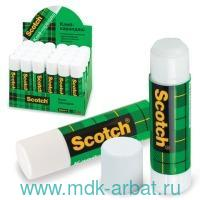 Клей-карандаш «Scotch» 21 г. : Арт.6021D24 (ТМ Scotch)
