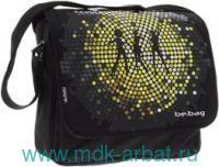 Сумка 39х34см «be.bag Dance» черная : Арт.11410412 (ТМ Herlitz)
