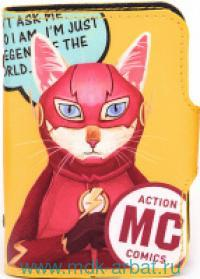 Кардхолдер «Supermiao.Flash» : арт. 0605103 (ТМ «Еж стайл»)