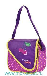 Сумка детская «Alpbag. Purple cherry» : Арт.00138420 (ТМ HAMA)