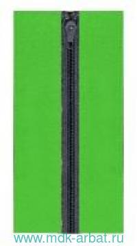 Ключница на замке 1 : материал - фетр, цвет - зеленый (ТМ «IQ Format»)