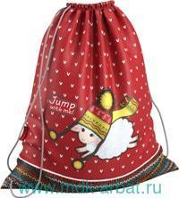 Сумка для обуви 35х44см «Little Lamb» : Арт.42373 (ТМ Erich Krause)