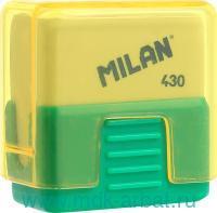 Ластик «School 430» синтетический каучук, пластиковый держатель : Арт.CMMS430 (ТМ Milan)