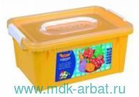 Набор для лепки, 5 цветов по 50г «Огород»  контейнер : артикул 476 (ТМ Jovi)