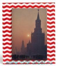 Магнит 5х8см «Утро на Красной площади,1984» (ТМ Heart of Moscow)