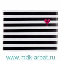 Обложка на зачётную книжку «Kawaii Stripes» : арт. KW067-000087 (ТМ «Kawaii Factory»)