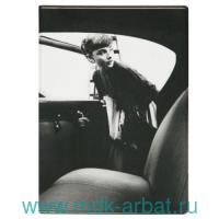 Обложка н/автодокументы«Одри Хепберн» Арт.KW063-000016