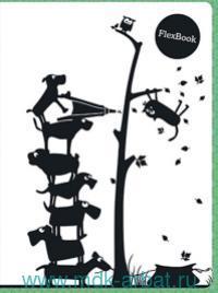 Тетрадь А5 80 листов в клетку «Animals» зелёная : Арт.95136 (ТМ Expert Complete)