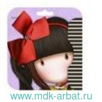 Ободок для волос с бантом «Scarlet»: арт. 0012608 (ТМ «Santoro»)