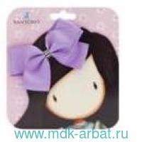 Заколка для волос «Hyacinth» большая : арт. 0012610 (ТМ «Santoro»)