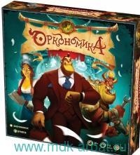 Игра настольная «Оркономика» : арт.Э005 (ТМ «Экономикус»)