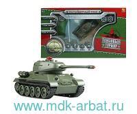 Игрушка«Танковый турнир» звуковой эффект : Арт.C-00225 (ТМ AB toys)