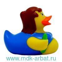 Игрушка для купания «Беременная уточка» : Арт.1951 : ТМ Funny Ducks