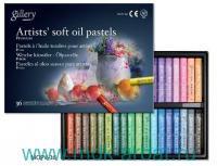 Пастель масляная 36цветов «Gallery» мягкая : арт.MOPV36 (ТМ MUNGYO)