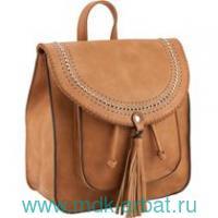 Рюкзак 28х13х28см «Dolce-1» светло-коричневый : арт.K18-2522XS-1