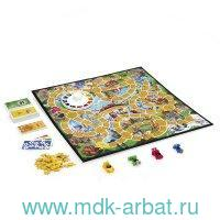 Игра настольная «Игра в жизнь. Junior» : арт.B0654 (ТМ «Hasbro»)