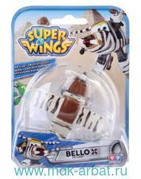 Игрушка «BELLO» 7см металл. : Арт.YW710017 (ТМ Gulliver)