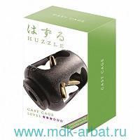 Голволомка «Клетка» металлическая : Арт.515033 (ТМ Hanayama)