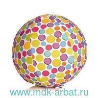 Чехол для воздушного шарика «Пятнышки» : арт. 04032 (ТМ «Buba Bloon»)