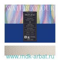Склейка для акварели А4 20 листов «Watercolour» : арт.72612432 (ТМ Fabriano)