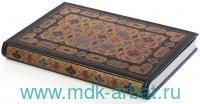 Книга д/з.А6 88л.лин.«Shiraz Mini» Арт.РВ2540-5