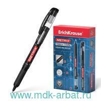 Ручка-роллер черн.«Metrix» Арт.45480