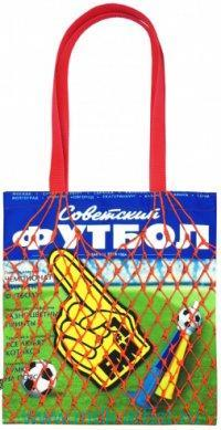 Сумка-шоппер «Авоська фаната» : арт. Орз-1051 (ТМ «ОРЗ-Дизайн»)
