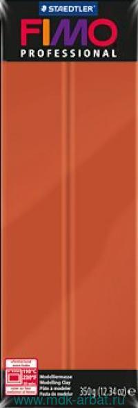 Глина полимер.350г«Professional»терракот Арт.8001-74