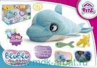 Игрушка «Дельфин BluBlu» интерактивная : Арт.7031 (ТМ IMC Toys)