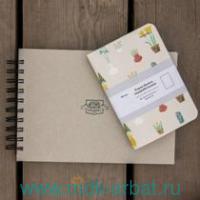Книга для записей А5 24л. «Blueberry» для маркеров : Арт.455342 (ТМ Falafel books )