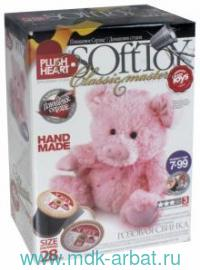 Набор для создания игрушки «Свинка» розовая : арт.457010 (ТМ Фантазер)