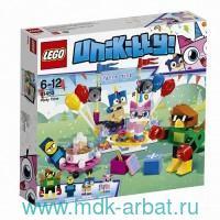 Конструктор «UniKitty. Вечеринка» : Арт.41453 (ТМ Lego)