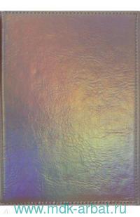 Ежедневник недатированный «Escalada» : формат А5, 160 листов, голографический : арт.47642 (ТМ Escalada)