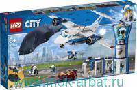 Конструктор «City. Воздушная полиция. Авиабаза» : Арт.60210 (ТМ Lego)