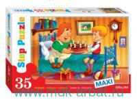 Пазл 35 элементов «День рождения» maxi : Арт.91303 (ТМ STEP)