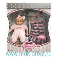 Кукла 36см «Bambina Bebe. Пупс мягкий» : Арт.BD1620 : ТМ Bambolina