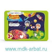 Набор игровой «Формы и цвета» магнитный : Арт.POL-008 (ТМ magneticus)