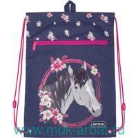 Сумка для обуви 33х46см «Beautiful horse» : Арт.K19-601M-11 (ТМ Kite)