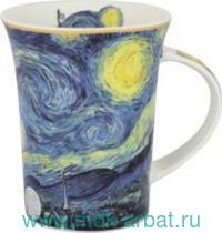 Кружка 350мл «Ван Гог.Звездная ночь» : арт.CAR2-830-8115 (ТМ Анна Лафарг)