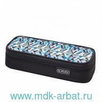 Пенал-косметичка «Be Bag Gube Clutter» на молнии : Арт.50015313 (ТМ Herlitz)